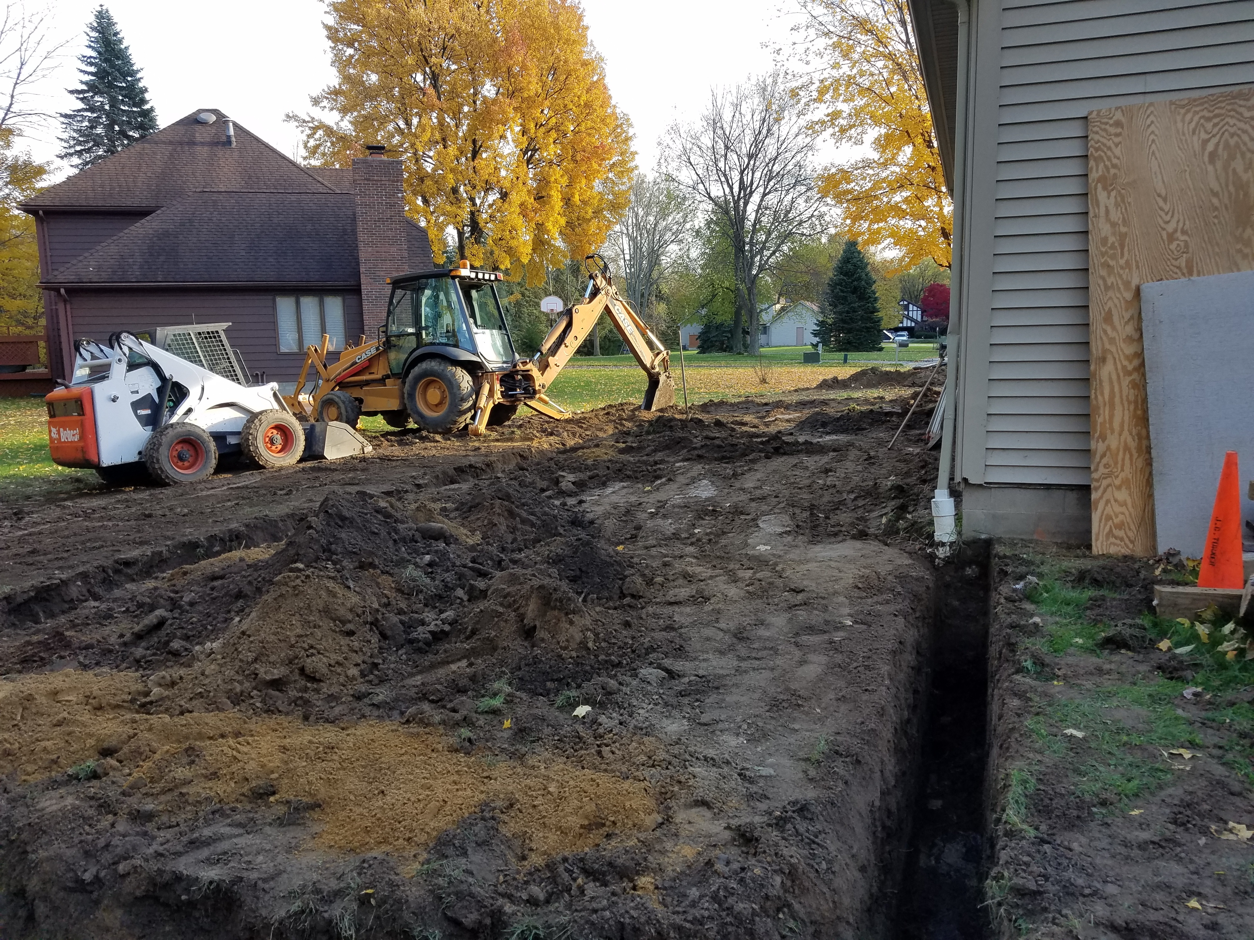 construction project, rochester contractors