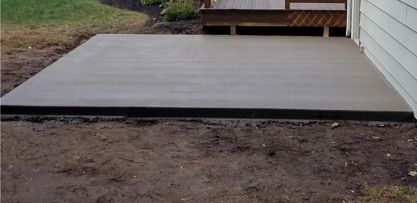 best concrete patios, precision masonry, rochester masonry, penfield masonry